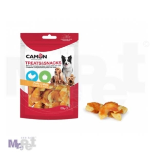 CAMON poslastica za pse piletina i jabuka 80 g