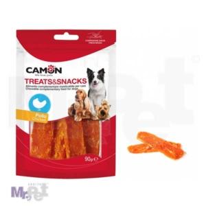 CAMON poslastica za pse hrskava piletina 90 g