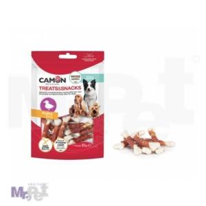 CAMON poslastica za pse kost sa pačetinom 80 g