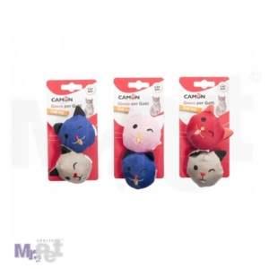 CAMON igračka za mačke Emoticat 2 kom