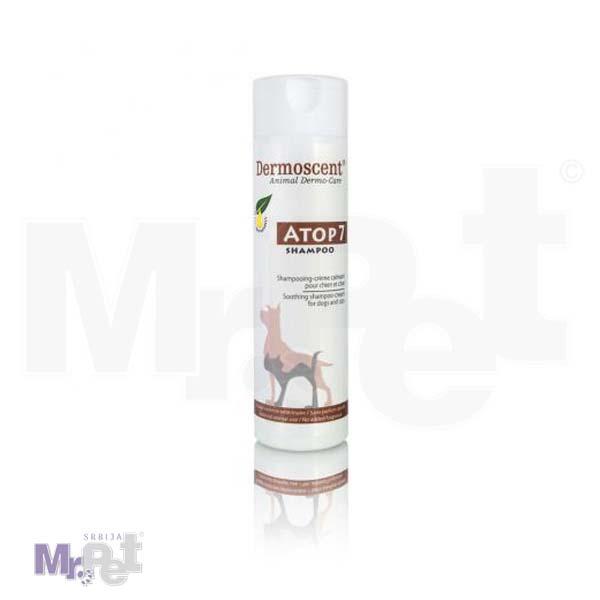 DERMOSCENT ATOP 7 šampon za pse