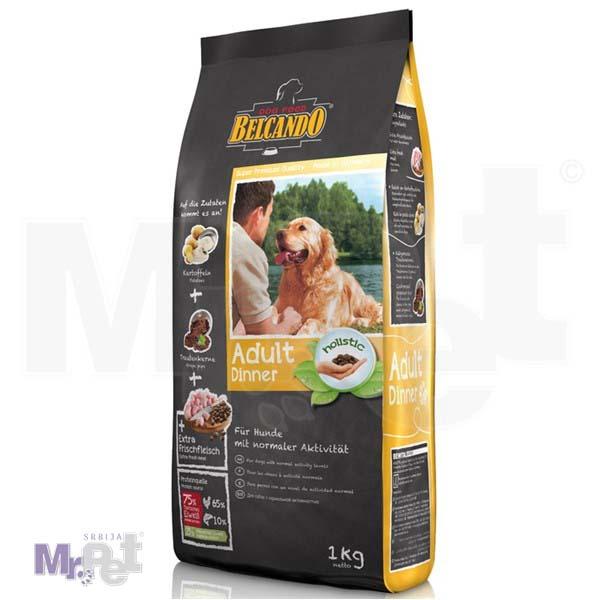 BELCANDO hrana za pse Adult Dinner All Breed