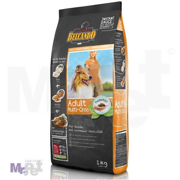 BELCANDO hrana za pse Adult MultiCroc All Breed