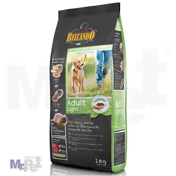 BELCANDO hrana za pse Adult Light All Breed