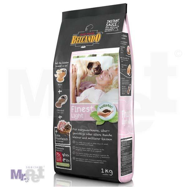 BELCANDO hrana za pse FinestLight Small/Medium Breed