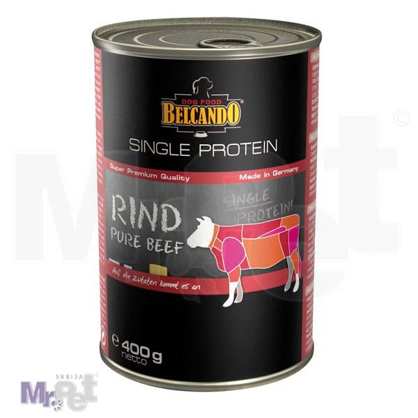 BELCANDO vlažna hrana za pse