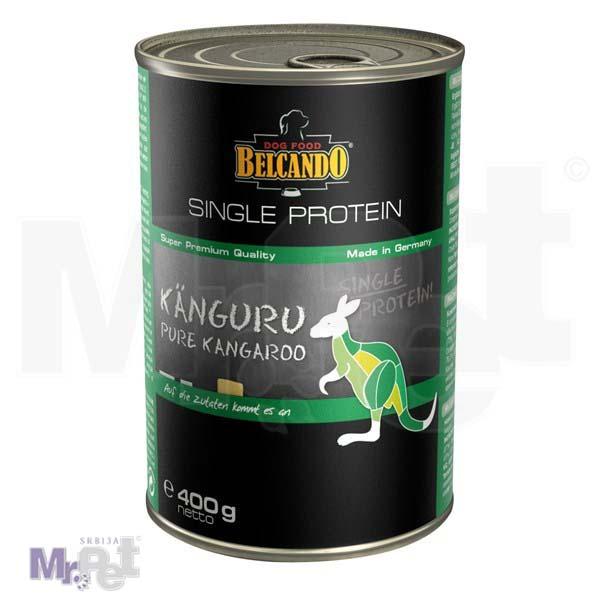 BELCANDO vlažna hrana za pse Kengur 400 g