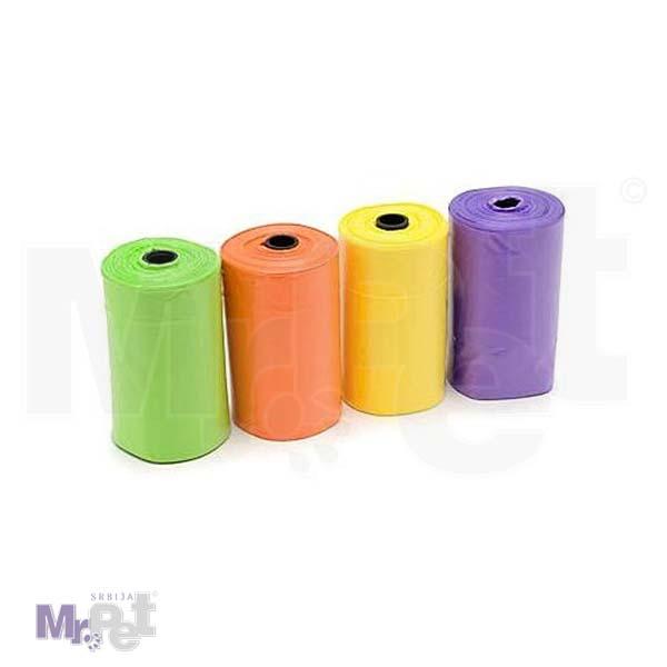 BAGS on BOARD higijenske kesice - DUGA, 15 kesica X 4 kom/60 kesica