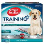 SIMPLE Solution pelene za štence Puppy Training Pads – 100 kom