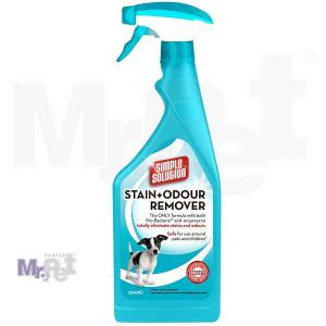 SIMPLE Solution univerzalno sredstvo za čišćenje Stain+Odour Remover Dog, 750 ml