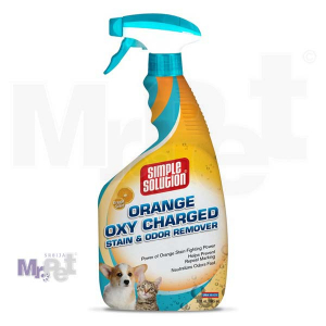 SIMPLE Solution sredstvo za čišćenje tepiha Oxy Orange Carpet Stain Remover, 750 ml