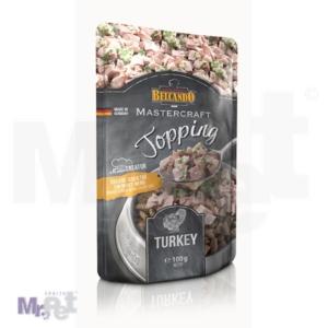 Belcando Turkey topping (preliv ćureće meso u kockama), 100 g