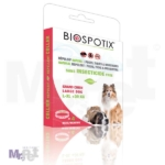 Biogance antiparazitska biljna ogrlica Biospotix za L pse