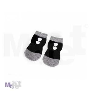 CAMON čarape za pse crne