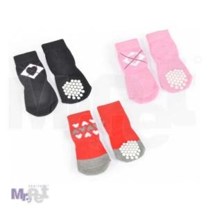 CAMON čarapice za pse crne