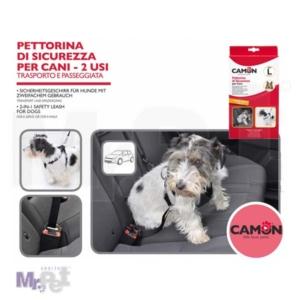 CAMON povodac za pse, sigurnosni XL 80/110 cm