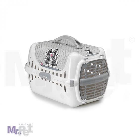 Moderna Transporter za mačke Cats in Love