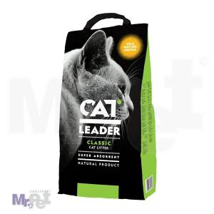 CAT LEADER pesak za mačji toalet 5 kg