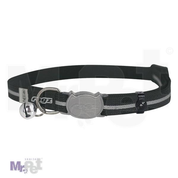 ROGZ ogrlica za mačke sa sigurnosnom kopčom 11 mm