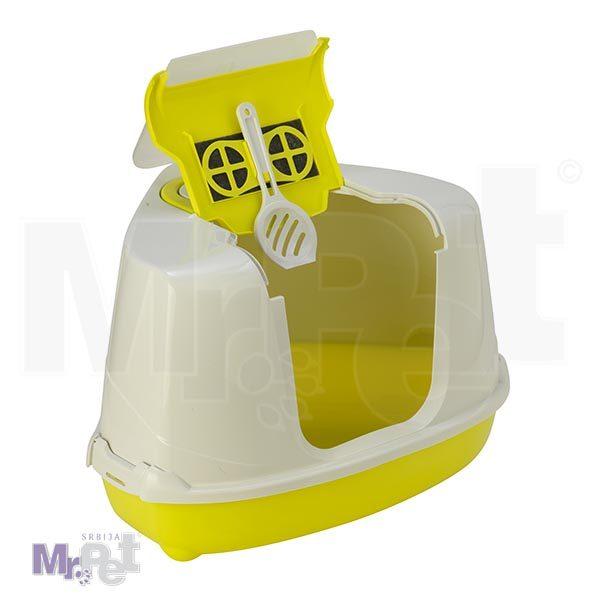 CLOSED LITTER BOX FLIP CORNER MOD C250 03293