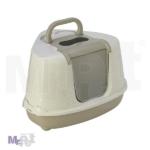 Moderna Ugaoni toalet sa filterom Flip Corner