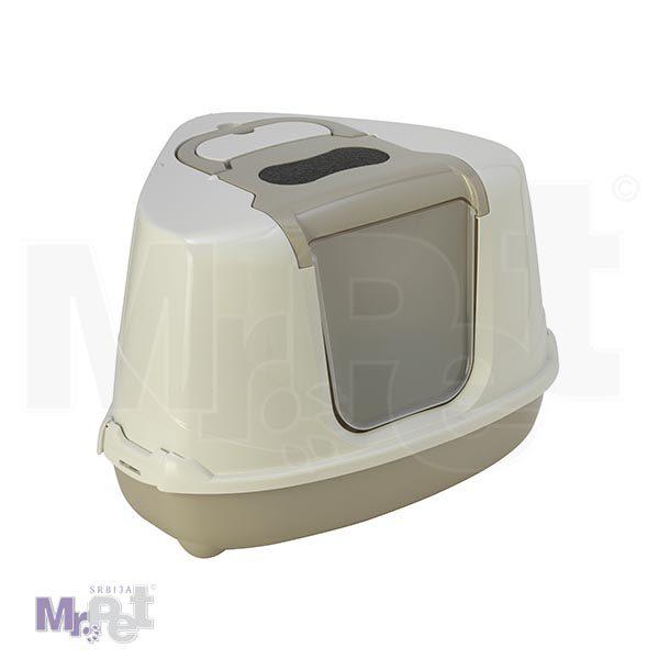 CLOSED LITTER BOX FLIP CORNER MOD C250 03302