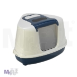 CLOSED LITTER BOX FLIP CORNER MOD C250 03312