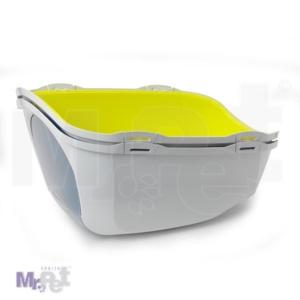 CLOSED LITTER BOX MEGA SMART MOD C380 0329 NESTING