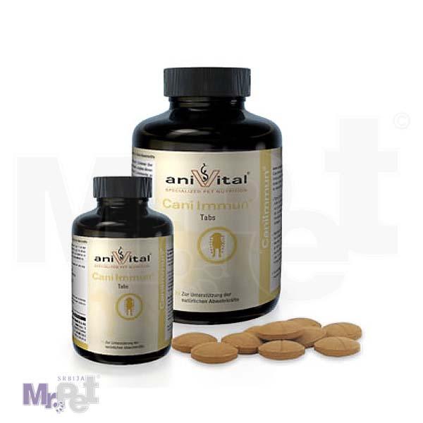 ANIVITAL Cani Immun® vitamini i minerali za pse za povećanje prirodne otpornosti organizma, 60 tableta