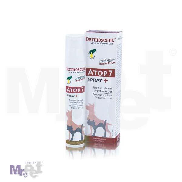 DERMOSCENT ATOP 7 SPRAY+ za kožu ljubimca