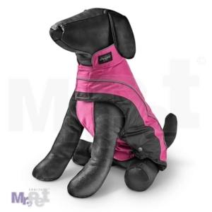 Rogz Snowskin zimsko odelce za psa Pink Paw