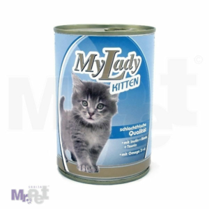 Dr.Alder's hrana za mačiće My Lady Kitten 400 g