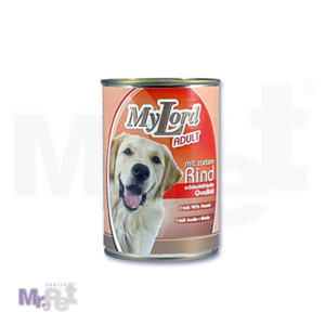 Dr.Alder's hrana za pse My Lord paštete, Adult 400 g