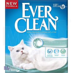 EVER CLEAN posip za mačji toalet AquaBreeze Scent, sa mirisom, grudvajući