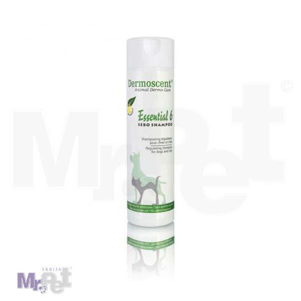 DERMOSCENT Essential 6 šampon za pse i mačke