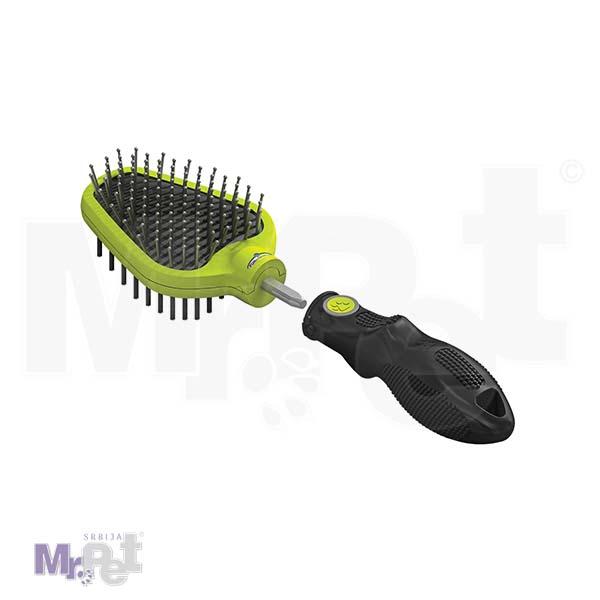 FURMINATOR za pse deShedding FURflex Dual Brush
