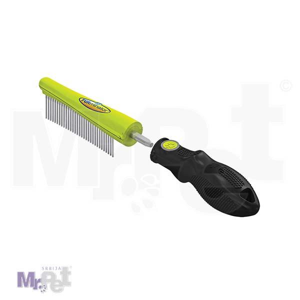 FURMINATOR za pse deShedding FURflex Finishing Comb