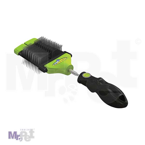 FURMINATOR za pse deShedding FURflex Small Slicker