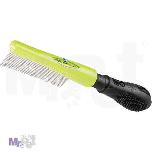 FURminator Grooming Tools Small Finishing Comb Tool 2