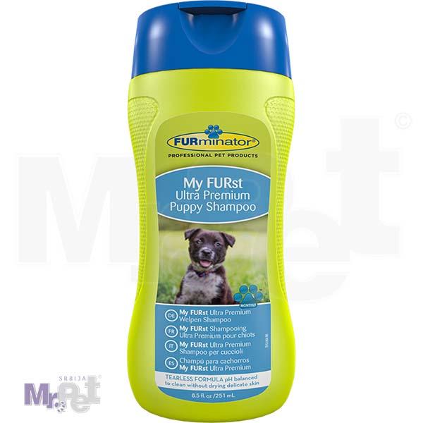 FURMINATOR deShedding Puppy šampon 251 ml