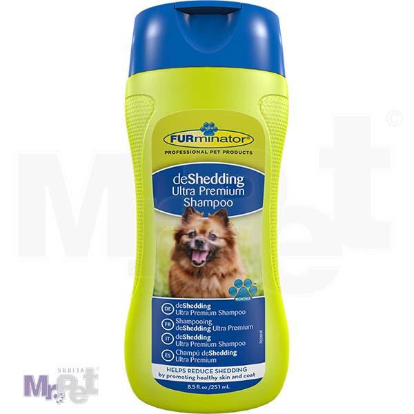 FURMINATOR deShedding šampon 250 ml