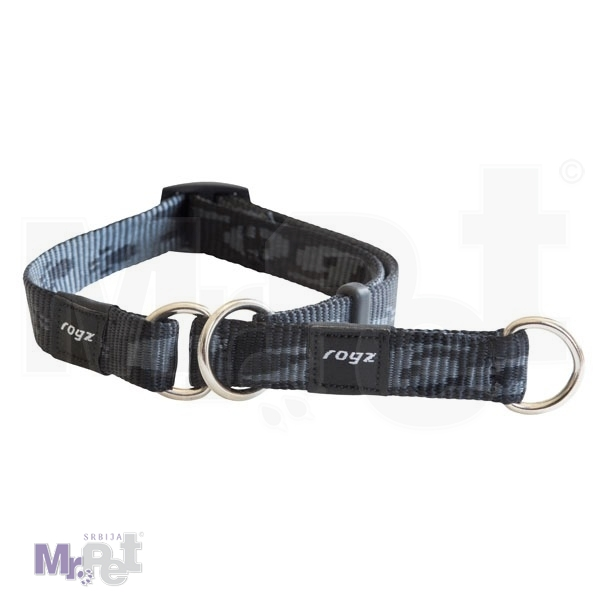 ROGZ WEB HALF CHECK ogrlica za pse 16 mm