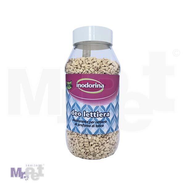 INODORINA osveživač za pesak mačjeg toaleta DEO Litter 1 l