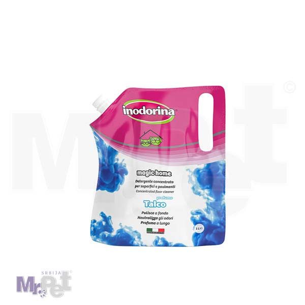 INODORINA Magic Home Talcum sredstvo za čišćenje 1 l