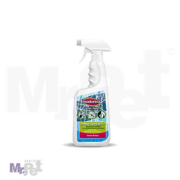 INODORINA Magic Home Ocean Breeze sprej za čišćenje 750 ml