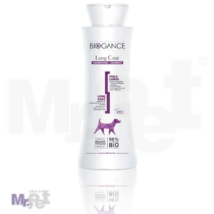 Biogance šampon za dugodlake ljubimce Long Coat 250 ml