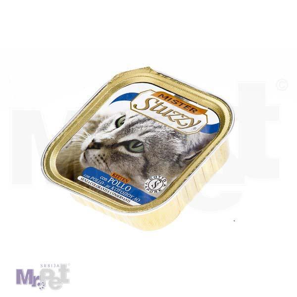 STUZZY Mister Cat hrana za mačiće Kitten piletina