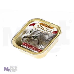 STUZZY Mister Cat hrana za mačke piletina i džigerica