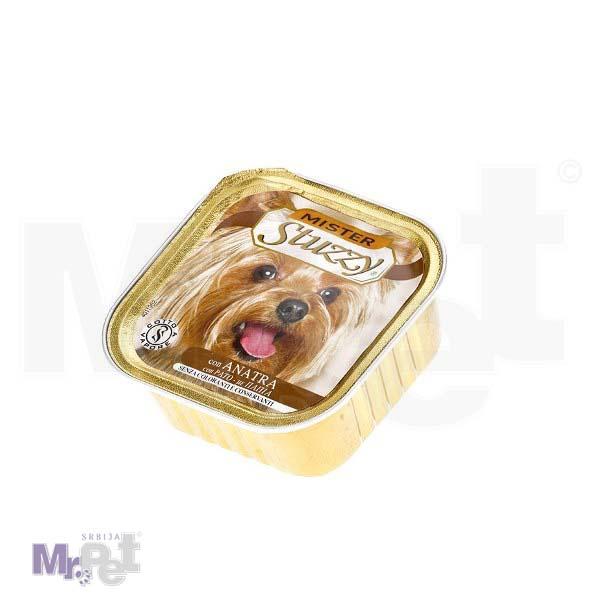 STUZZY Mister Dog hrana za pse pačetina