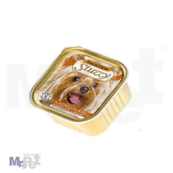 STUZZY Mister Dog hrana za pse jagnjetina i pirinač